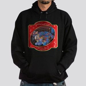 Christmas Prayers - Christmas Hoodie (dark)