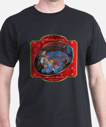 Christmas Prayers - Christmas T-Shirt