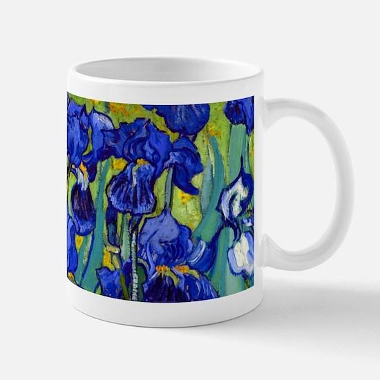 Van Gogh - Irises 1889 Mug