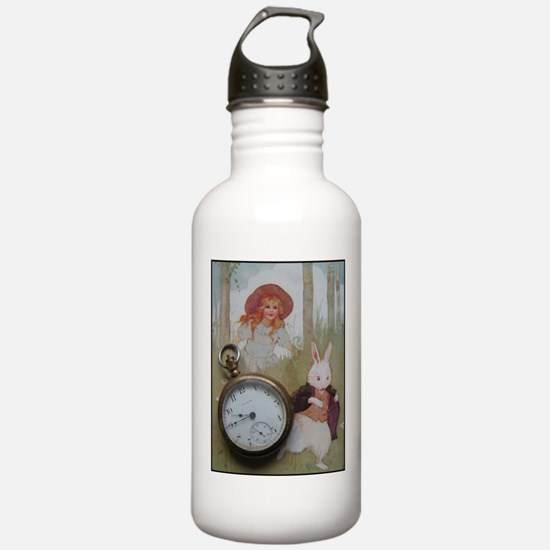 Alice In Wonderland Water Bottle