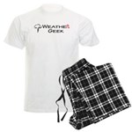 Weather Geek Men's Light Pajamas