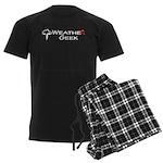 Weather Geek Men's Dark Pajamas