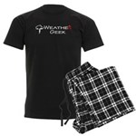 Weather Geek Men's Dark Pajamas