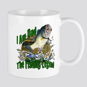 Dad Bass legend Mug