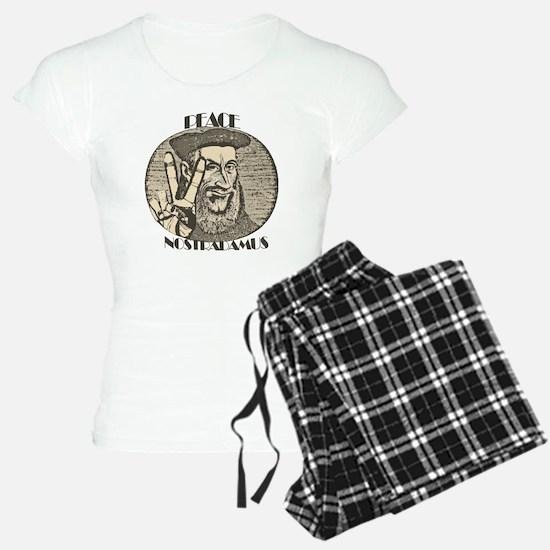 PEACE NOSTRADAMUS (2) Pajamas