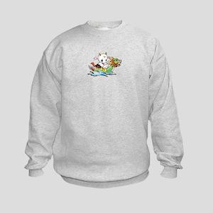 Dragon Boat Kids Sweatshirt