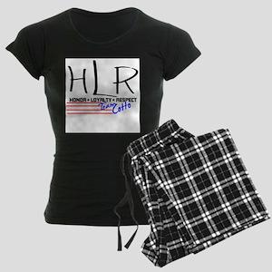 Cotto HLR 2K11 Women's Dark Pajamas