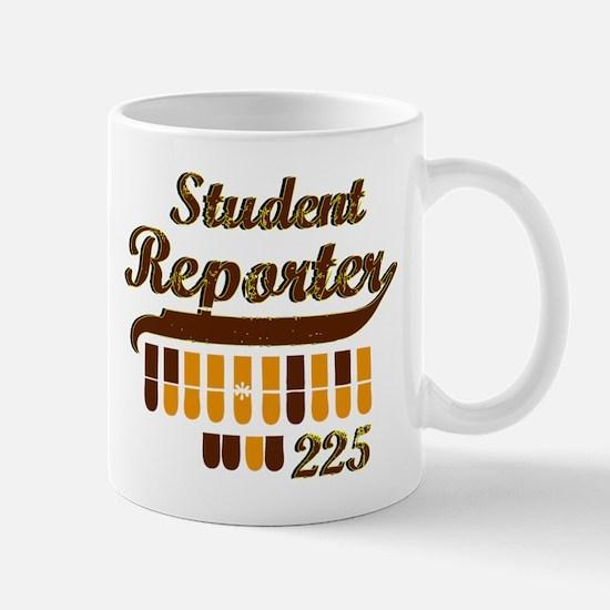 Unique Student reporter Mug