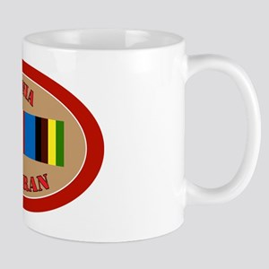 Bosnia Armed Forces Expeditionary Mug