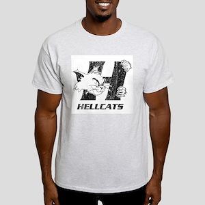 Hellcats - Ash Gray T-Shirt
