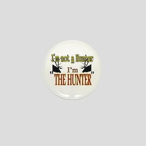 The Hunter Mini Button
