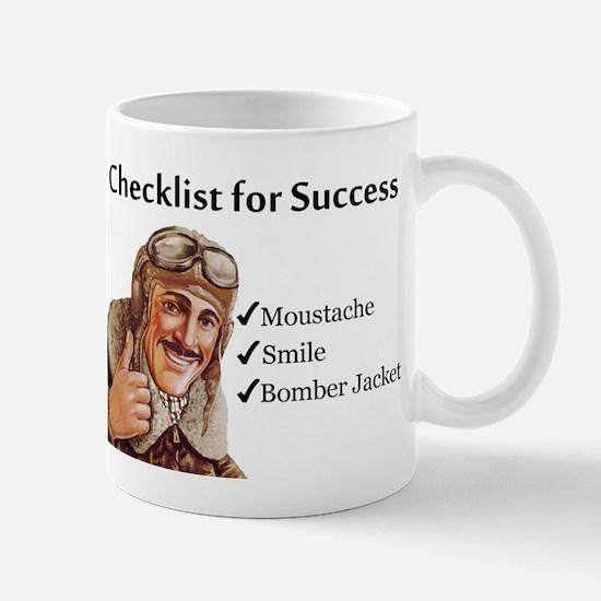 Checklist for Success - Moust Mug