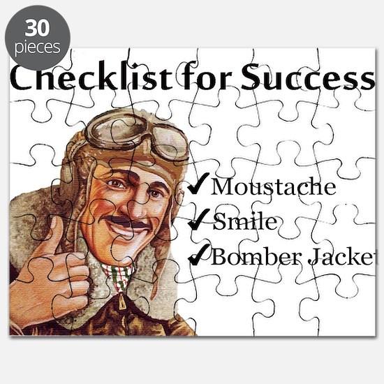 Checklist for Success - Moust Puzzle