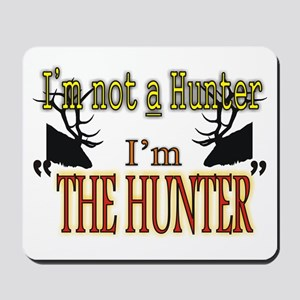The Hunter Mousepad