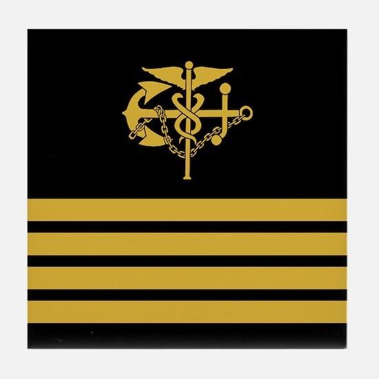 USPHS Captain<BR> Tile Coaster