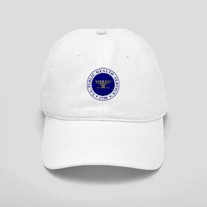 USPHS Captain<BR>White Cap