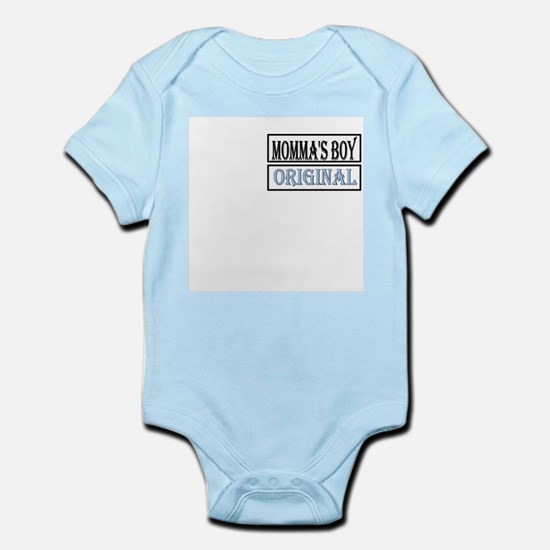 Momma's Boy Infant Bodysuit