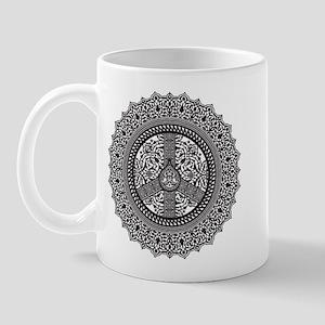 Peace Arabesque Mug