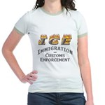 ICE 10 mx Jr. Ringer T-Shirt