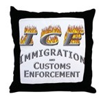 ICE 10 mx Throw Pillow