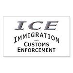 ICE 11 mx Rectangle Sticker
