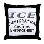 ICE 11 mx  Throw Pillow