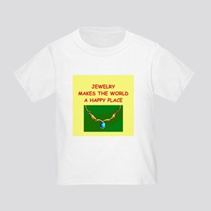 Jewelry Toddler T Shirt