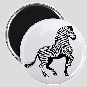 Zebra Symbol Magnet