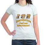 ICE 12 mx Jr. Ringer T-Shirt
