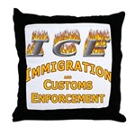 ICE 12 mx  Throw Pillow