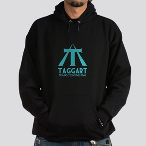 Taggart Transcontinental Blue Hoodie (dark)