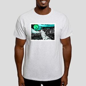 wolf howl Light T-Shirt