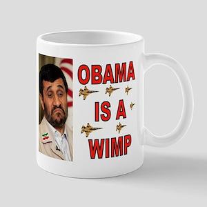NOT AFRAID Mug