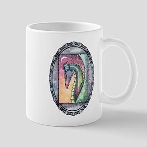 Colorful Dragon Mug