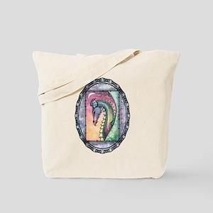 Colorful Dragon Tote Bag