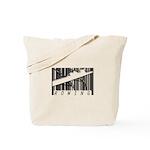 Barcode Rowing Tote Bag