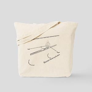 International Rowing Tote Bag