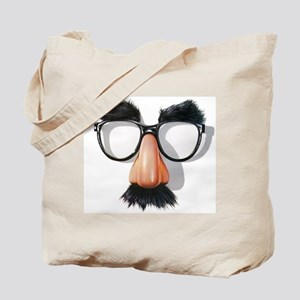 Tote Bag with the famous Groucho Glasses
