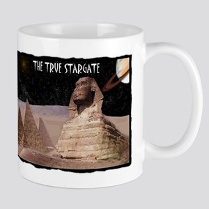 the true stargate Mug