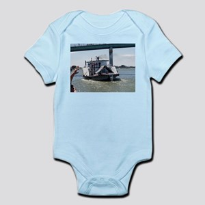 Elph River boat 2 Infant Creeper