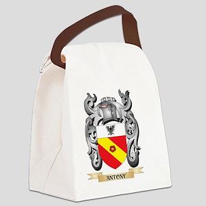Antony Family Crest - Antony Coat Canvas Lunch Bag