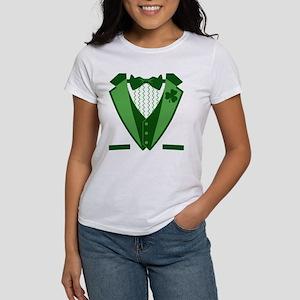 Funny Irish Tuxedo Women's T-Shirt