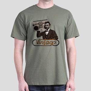 BOOMBOX ABE LINCOLN Dark T-Shirt