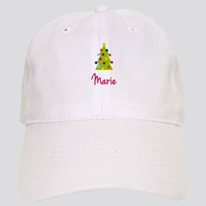 Christmas Tree Marie Cap