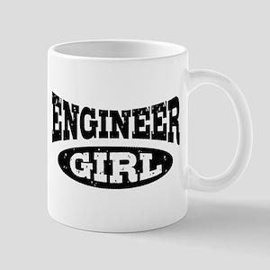 Engineer Girl Mug