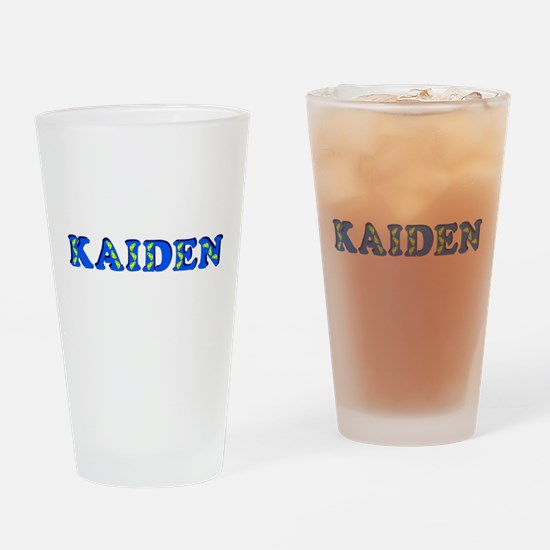 Kaiden Drinking Glass