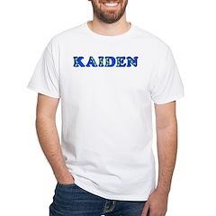 Kaiden White T-Shirt