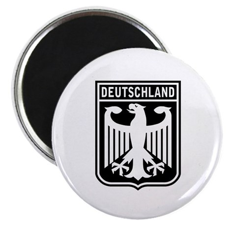 Deutschland Eagle Magnet by totaletees