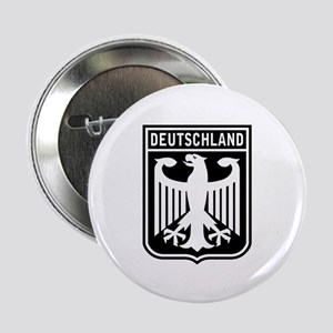 Deutschland Eagle Button