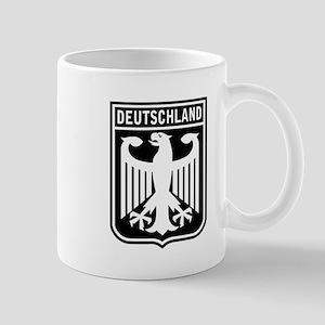 Deutschland Eagle Mug